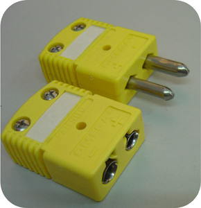 OMEGA OSTW-K-M Thermocouple connector